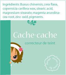 Stick correcteur «cache-cache»