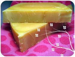 Savons karité/germe de blé/lait