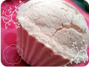 Muffin de bain