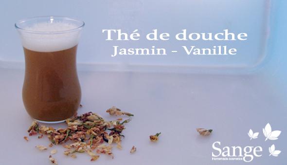 Thé de douche Jasmin-Vanille