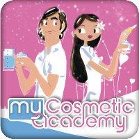 Je participe aussi au concours «Cosmétic Academy» :o)